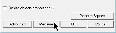 Resize Object