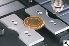 Universal Clamping bars for Engraving Machines