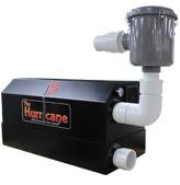 Black Box Hurricane Single Phase Vacuum Pump